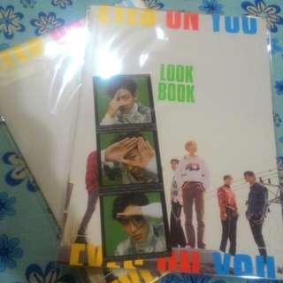 GOT7 Eyes On You (Look) Mini Photobook