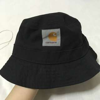 Carhartt black bucket hat