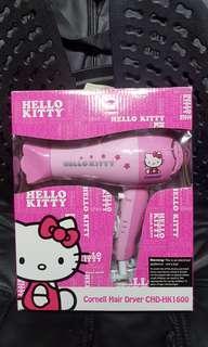 Hello Kitty Hairdryer