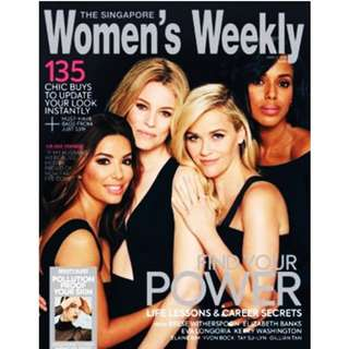 The Singapore Women's Weekly - March 2018