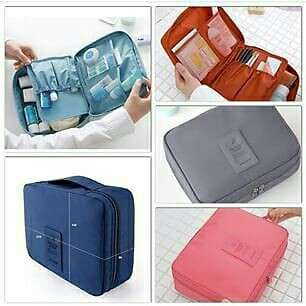 Travel Make-up Toiletries Organizer