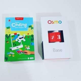 Osmo Brain Kit+Awbie Coding  Game
