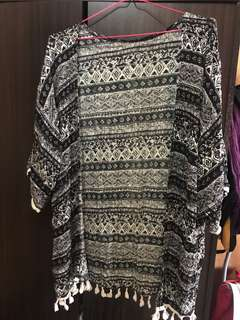 Beach Cover Up It can be used also for Casual outfit