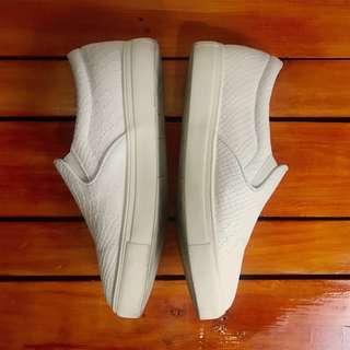 Primadonna White Slip-on Sneakers Size 36