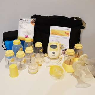 Medela Freestyle Breastpump with Calma