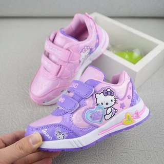 Fashion Girls Sports Shoes For Children Sports Running Shoes Princess Kids Shoes