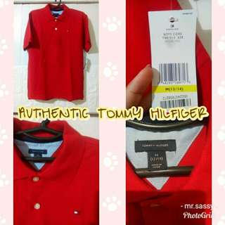 REPRICED! Auth Tommy Hilfiger Poloshirt