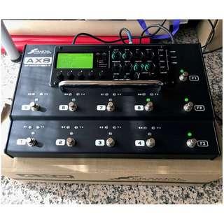 90% NEW Fractal Audio AX8 Amp Modeler/Multi-FX Processor, Made in USA