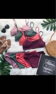 BRAND NEW Bikini Set (fixed price)