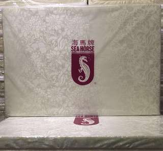 FREE DELIVERY! Authentic seahorse Mattress,sea horse bed
