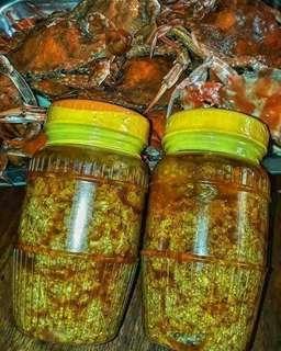 Crab paste (alige ng alimasag)