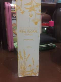 "Natural pacific real flower toner ""calendula"""