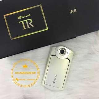 Casio TR60 silkywhite 白色 SH ⭐️