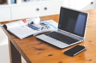 Buyung gadgets (laptop cellphone etc)