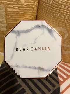 Dear Dahlia cushion