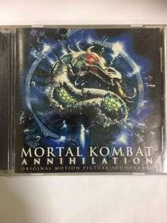 Cd 17 Mortal Kombat
