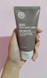 The face shop - Jeju volcanic lava