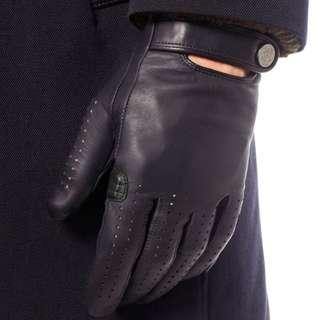 Sarung Tangan Kulit (Black)