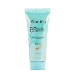 Wardah BB Cream Everyday Beauty Balm Light 15ml