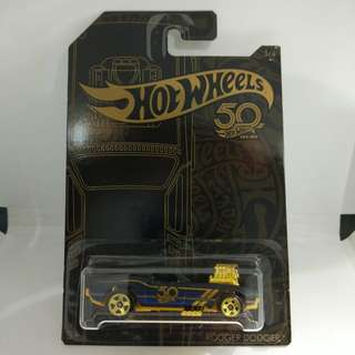 Hot Wheels Rodger Dodger