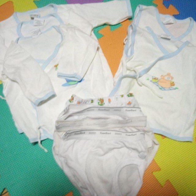 9 PCS. SET NEWBORN BABY BOY