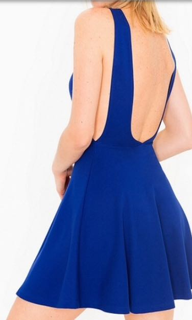 AA Royal blue dress