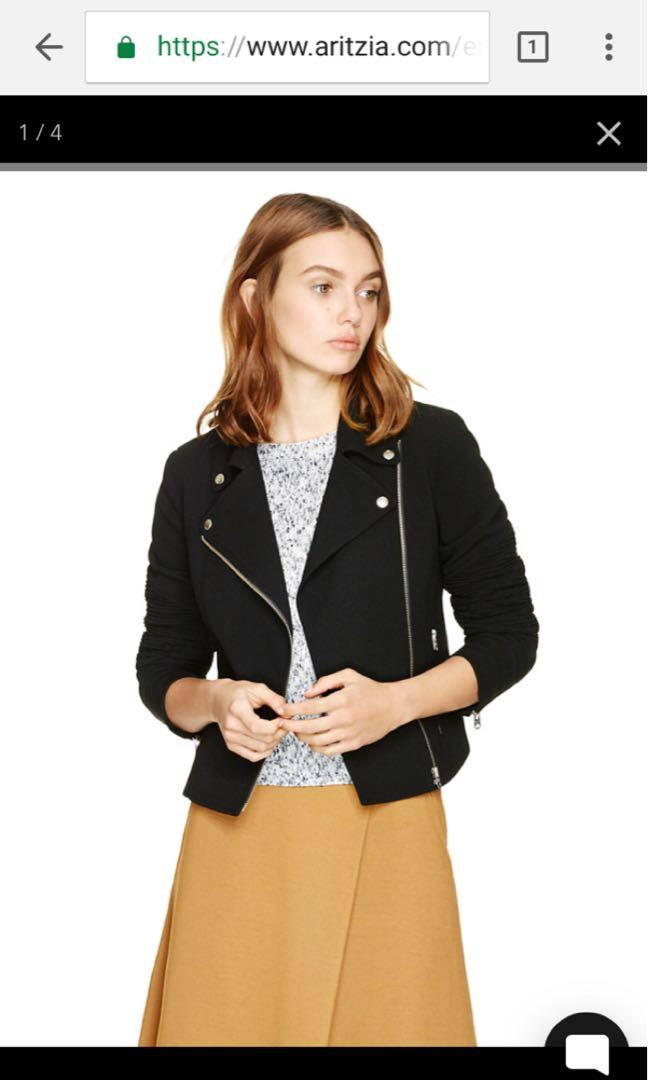 Aritzia Wilfred Montespan Jacket