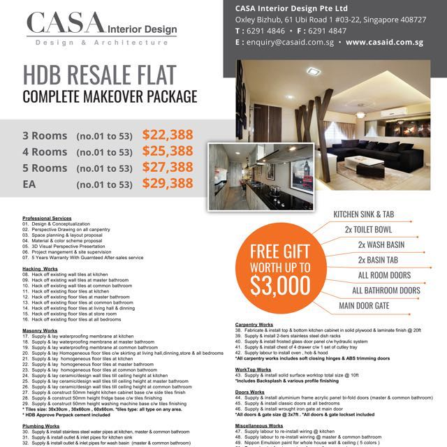Asia Leading Renovation Designer By Casa Interior Design Welcome To Our Showroom Today For Free Quotation Best Price No Hidden Cost Home Services Renovations On Carousell