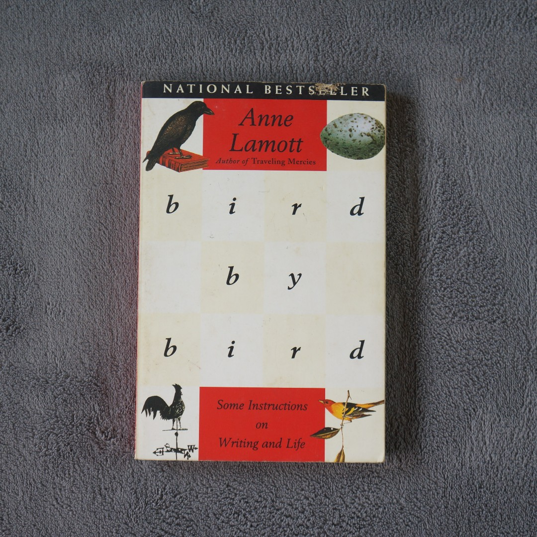 Bird by bird by anne lamott books books on carousell photo photo fandeluxe Image collections