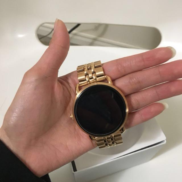 BNIB Fossil Q Wander Smart Watch
