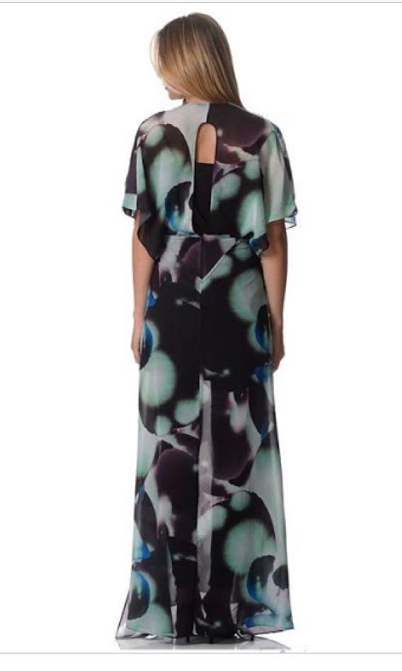 BNWT Wayne Cooper Mint Lotus Dress RRP$219.00