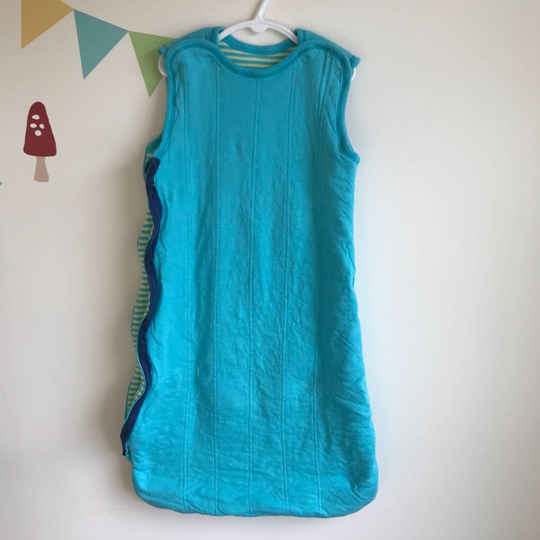 Bonds Blue Sleeping Bag