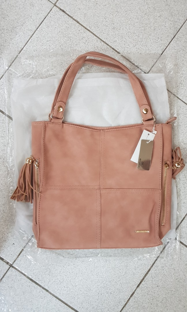 078cfe4329 Brand New Michaela pastel pink Hand Bag Shoulder bag, Women's ...