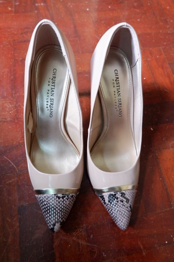 a023fb35dea5 Christian Siriano Pumps from Payless