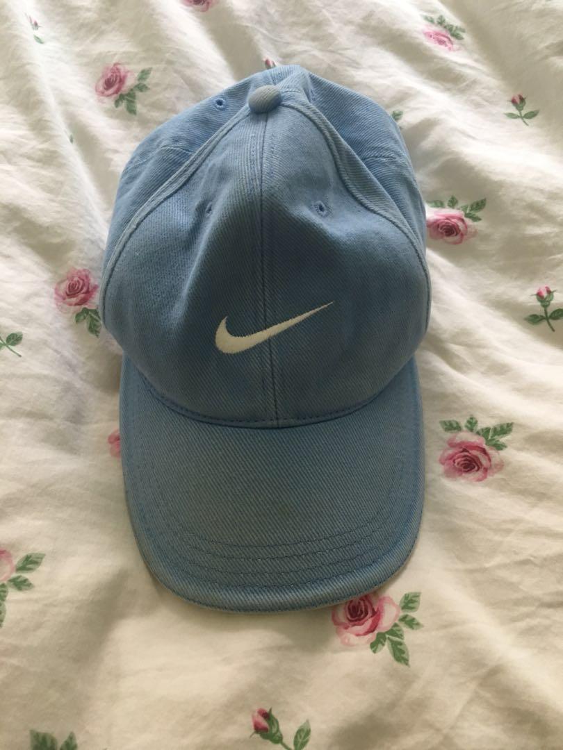 Denim Nike cap