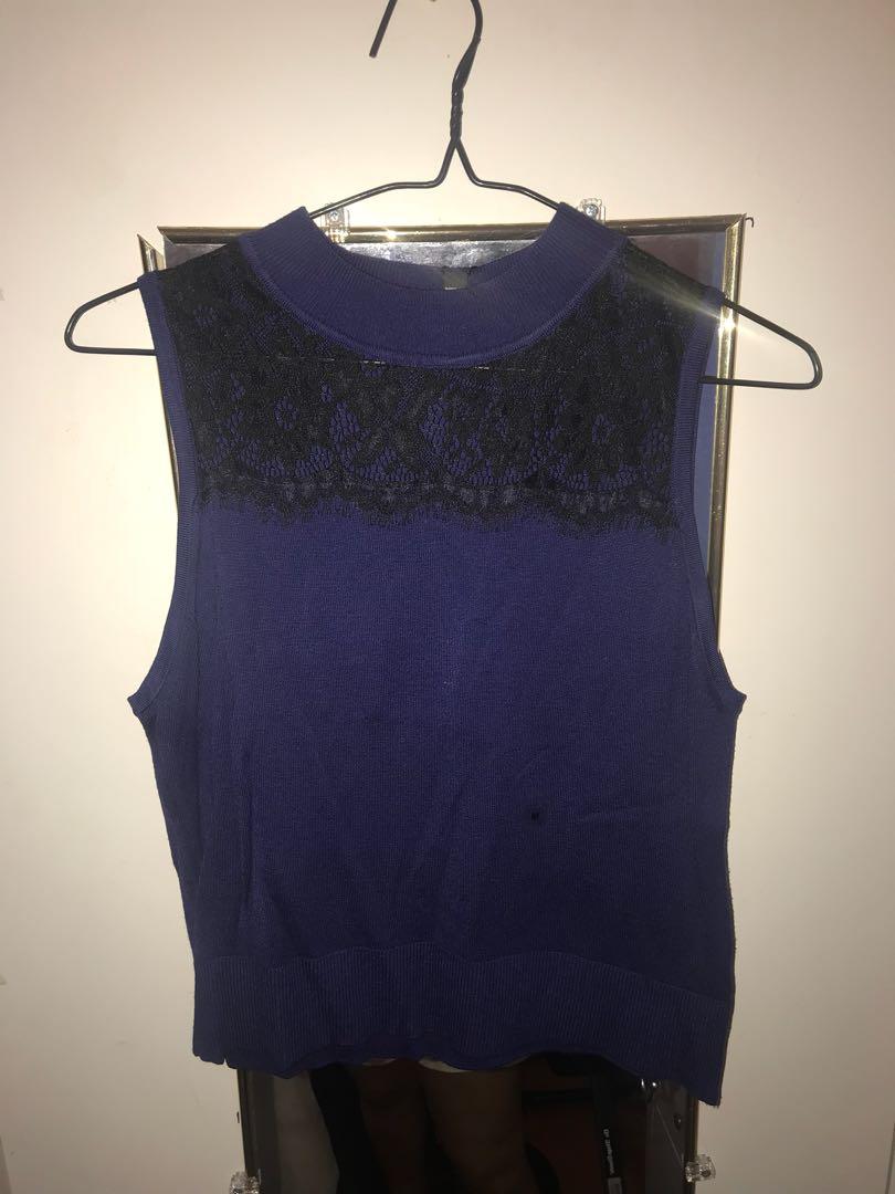 Express Knit Vest