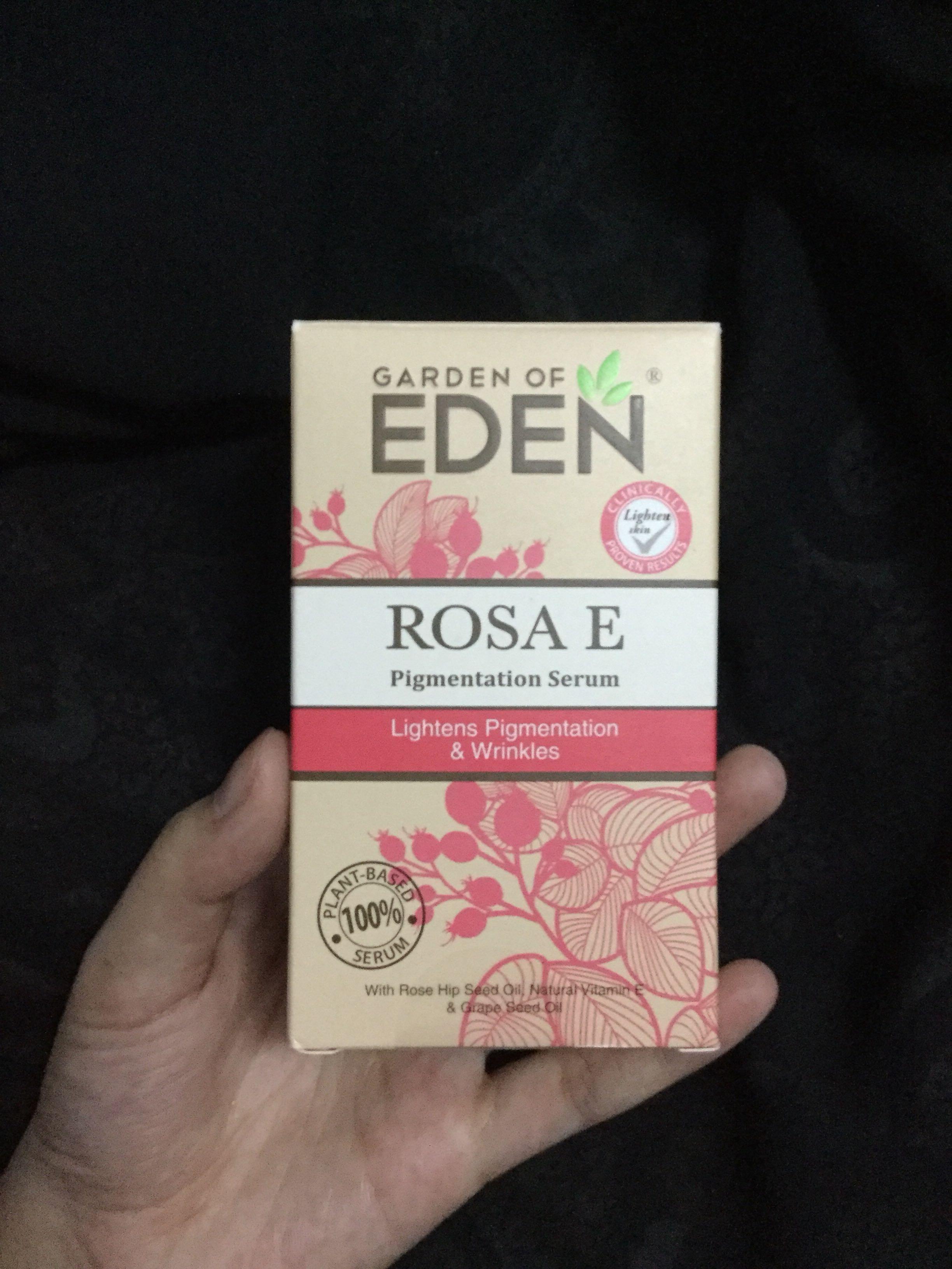 Review Eden Rosa E
