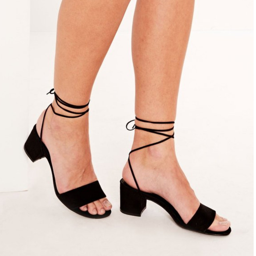 Glassons Size 8 Strappy Shoes