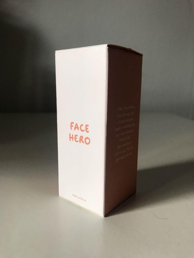 GO-TO Face Hero Facial Oil