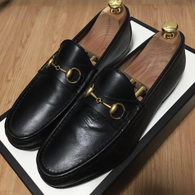 7dcea674085 Gucci 1953 Horsebit Loafer