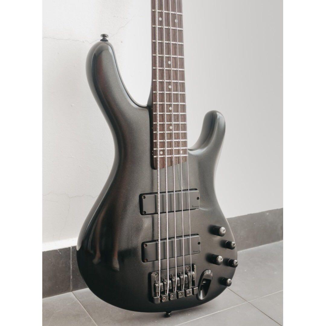 Fantastisch Ibanez Srx Bass Fotos - Elektrische Schaltplan-Ideen ...