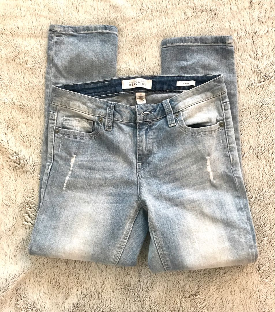 Kenneth Cole Reaction Blue Jeans 👖