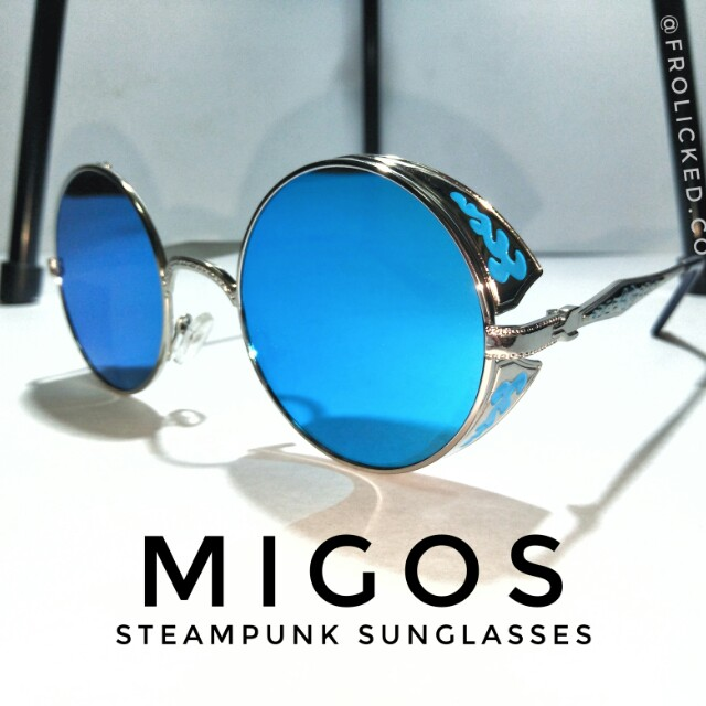 98546ca9d43 MIGOS (steampunk sunglasses) on Carousell