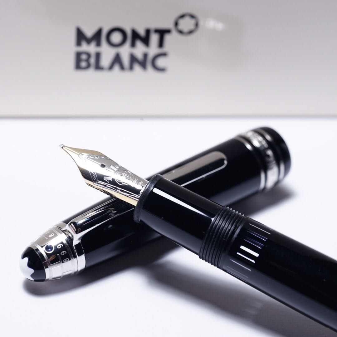 """Montblanc 146 UNICEF 2013 """"Signature for Good"""" Edition Fountain Pen"""