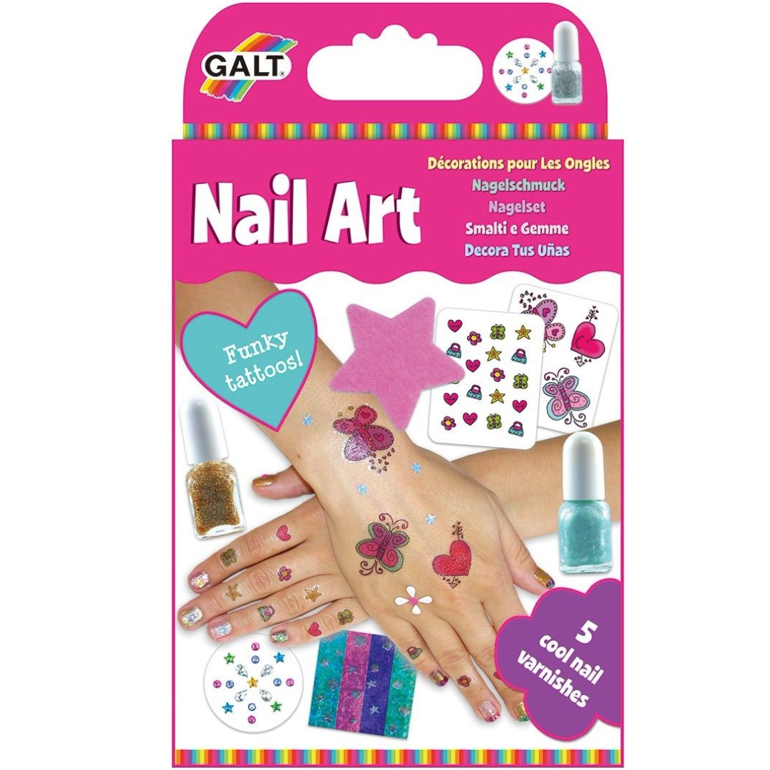 Nail Art (GALT Toys), Babies & Kids, Toys & Walkers on Carousell