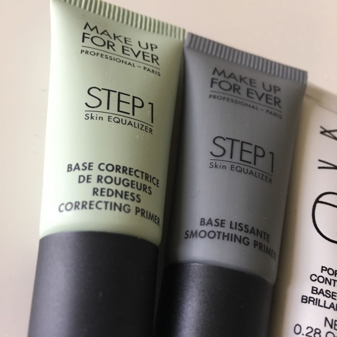 Nars primers trial size