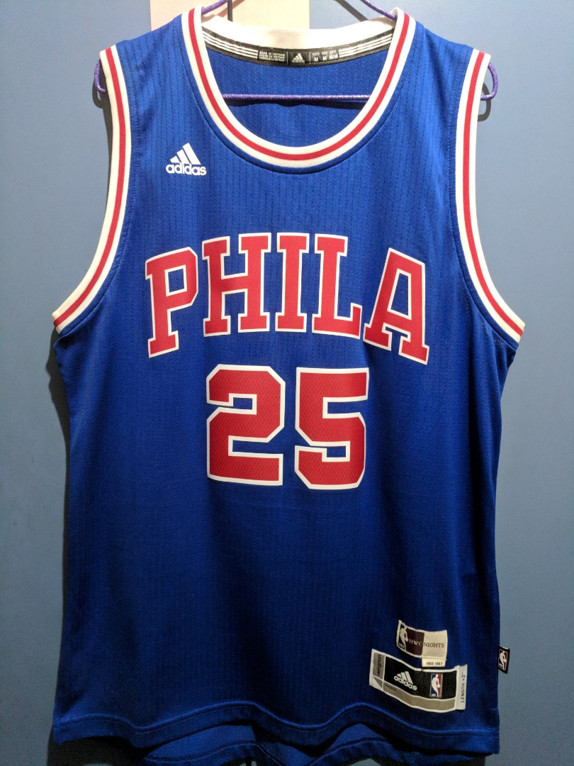 buy popular 028c8 dbe0d NBA Philadelphia 76ers Ben Simmons Adidas Jersey