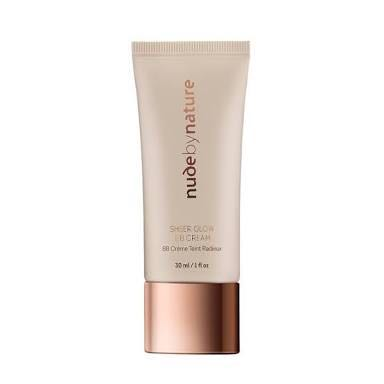 Nude by Nature Sheer Glow BB Cream 03 Nude Beige