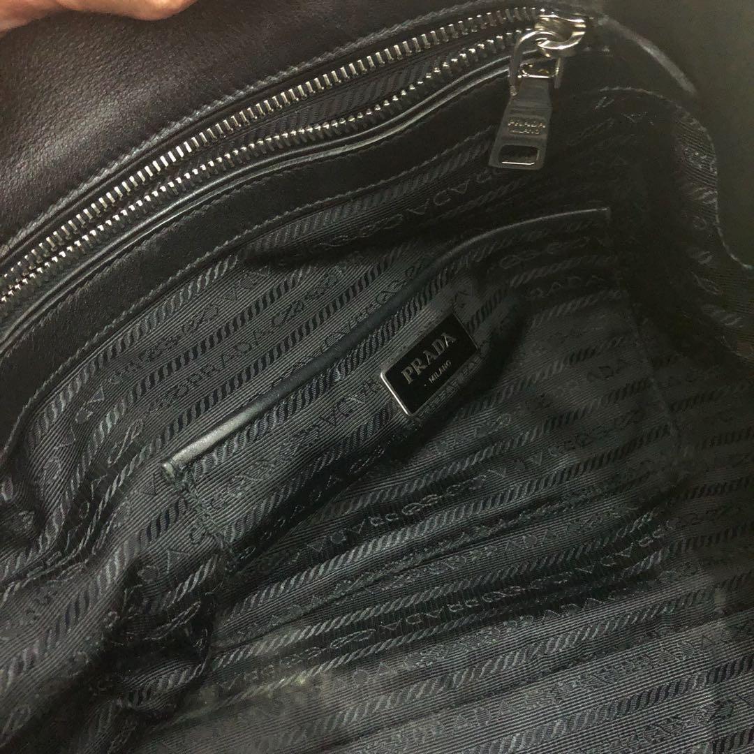 PRADA bag - make me any reasonable offer!