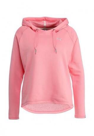 PUMA Active Hoodie NEW Pink MEDIUM